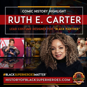 Pantheon FIlms Ruth Carter Blast