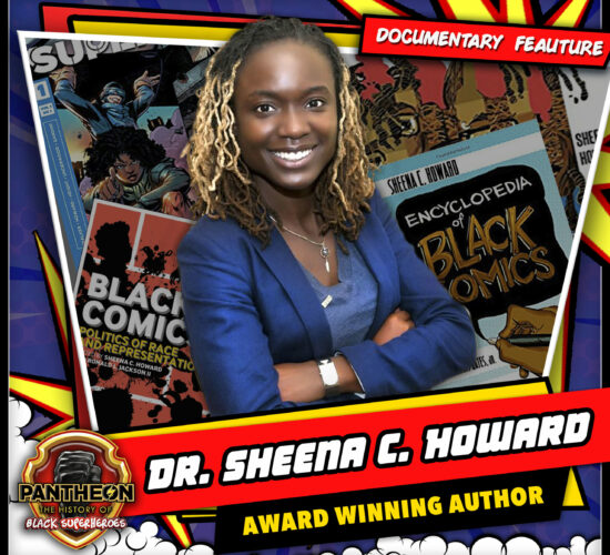 Pantheon Interview Dr. Sheena Howard