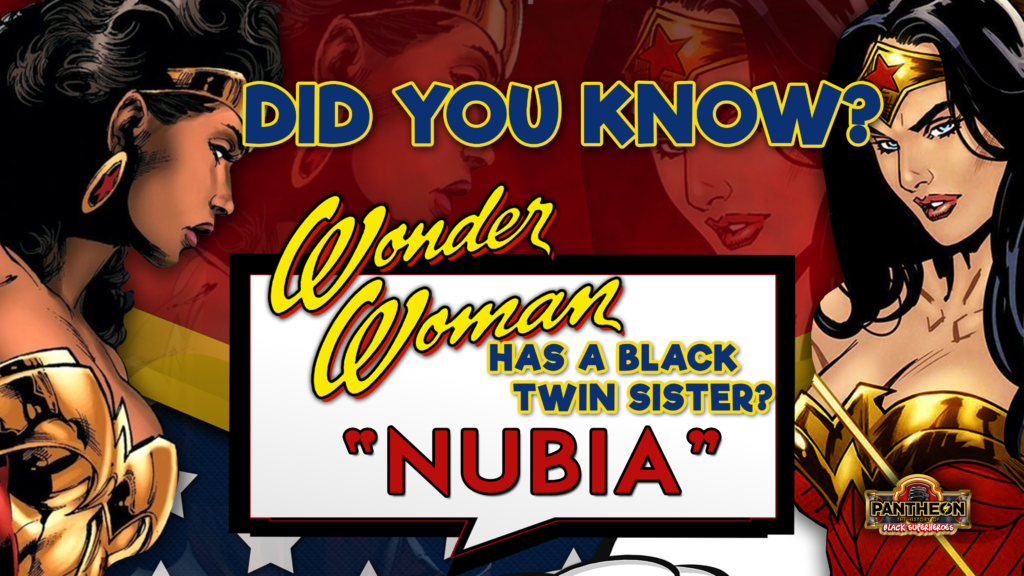 Nubia Did You Know By Pantheon Films LLC