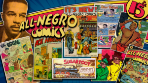 all negro comics bg