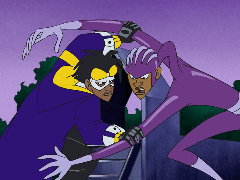 2004 Static Shock Season 4 4