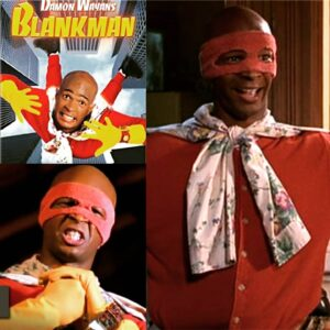 BLANKMAN You better watch out you diabolical bad guys The Superheroes that made us.. mondaymuse MondayMotivation mondaym.jpg