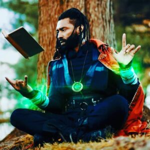 Dr. Strange Cosplay Thats Going Interstellar On The Charts... @jonathanbelle