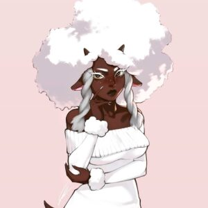 Fab WooLoo Pokémon Character Concept By @jayel96 1 2