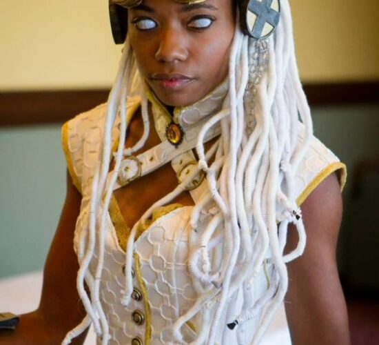 Gorgeous Storm Steampunk Cosplay on Pantheon Doc