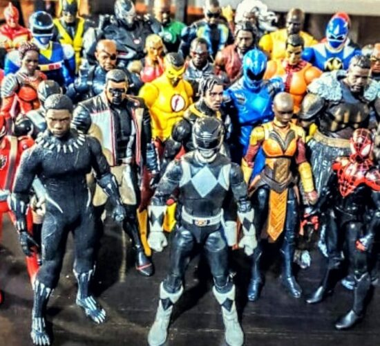 Our favorite heroes are ready to join the fight for justice and social equality.