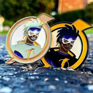 Static Shock Pins... That Emblazed Enamel GottaCatchEmAll 1