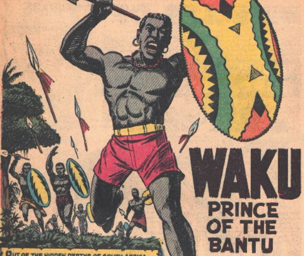 Wake Prince of the Bantu Pantheon Films Snippet