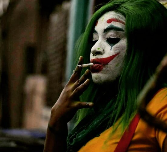 Why So SeRiOuS Delightfully Dark JokerCosplayby by @charanneloves