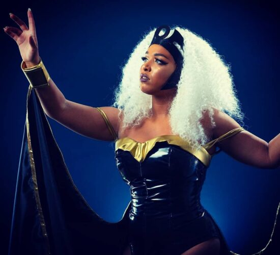 YES to this Ultimate Storm Cosplay