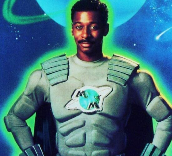 Meteor Man Still Holding It Down For Black Superheroes Released In 1993. Robert Townsend as Jefferson Reed is a teacher who g