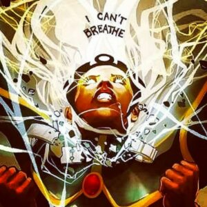 Stunning Storm Fan Art ICantBreathe