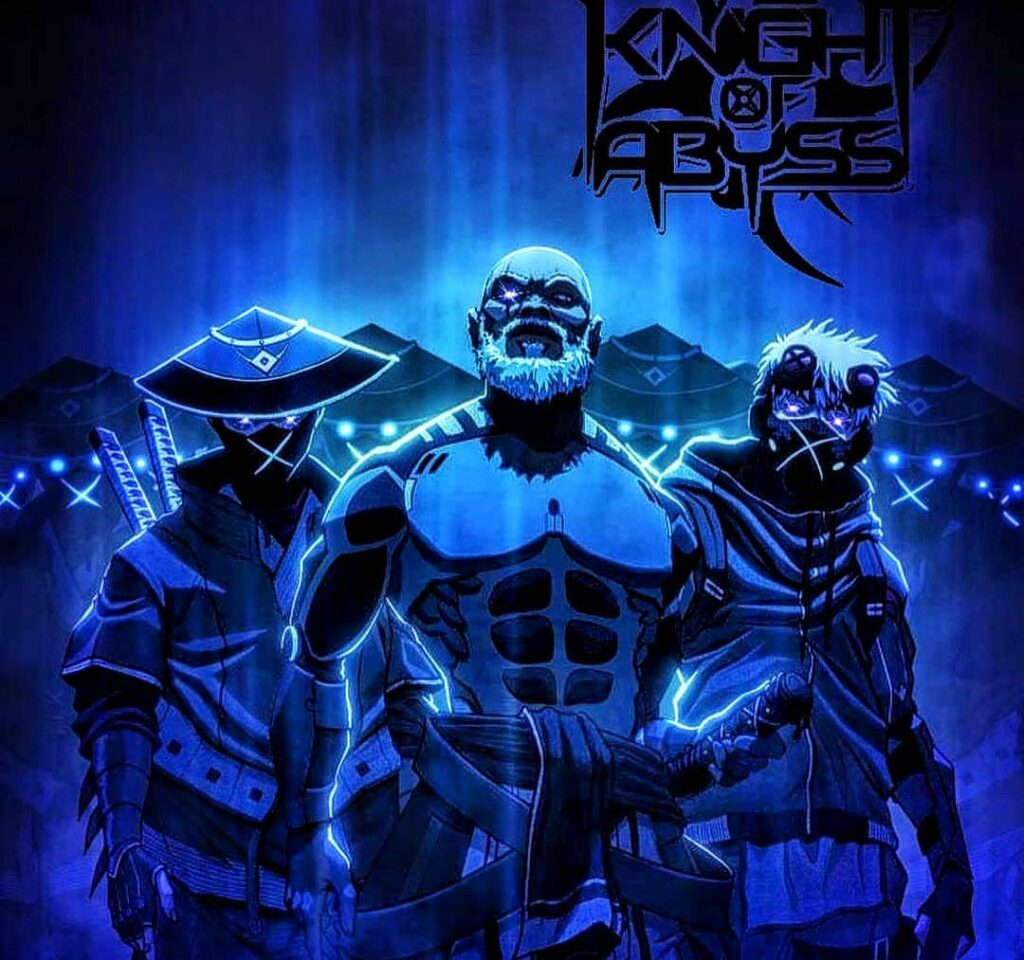 @k o abyss Just Delivered The Samurai Blues KnightOfAbyss