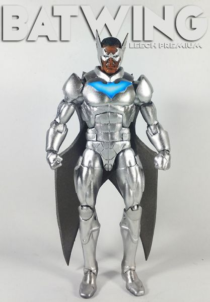 Batwing DC Direct Custom Action Figure Pantheon Films