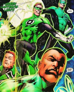 CAN YOU NAME THEM ALL Real Green Lantern Fans Stand Up 1