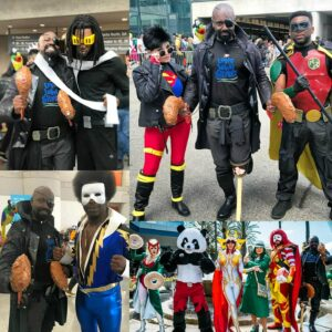 Cosplay Compilation Greatness With McAvenger Long John Fury... 1