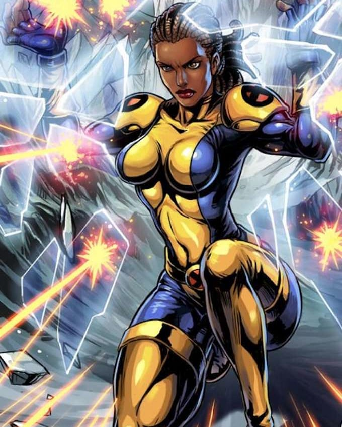 Dr. Cecilia Reyes Published By Marvel Comics BRIEF member of the XMen 1 1