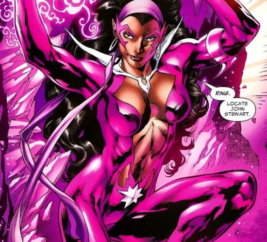 FATALITY The Last Survivor Of Xanshi Supervillainess From The DC Comic Universe. She first appears in Green Lantern vol. 3 83