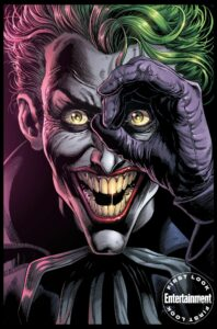 Geoff Johns Jason Fabok tease DCs Three Jokers comic in exclusive interview Pantheon Films