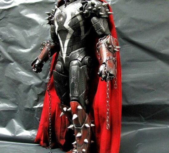 Incredible Customized Iron Man Figures Pantheon Films
