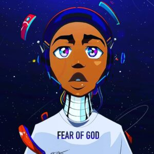 Interstellar ☄️ FEAR. OF. GOD. Artwork By @destoarts