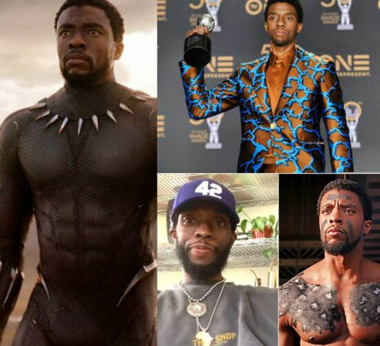 R. I. P. Chadwick Boseman... You Shall Be Missed Proud King But Never Forgotten... WAKANDA FOREVER trending breaking wakan