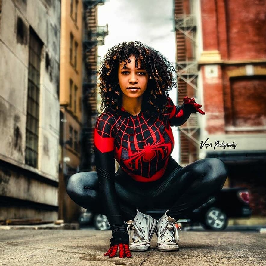 Spiderman Cosplay Is Hitting All The Angles Photography By @vaporphotography 1
