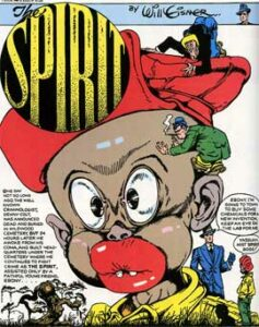 Spirit History Of Black Superheroes 1