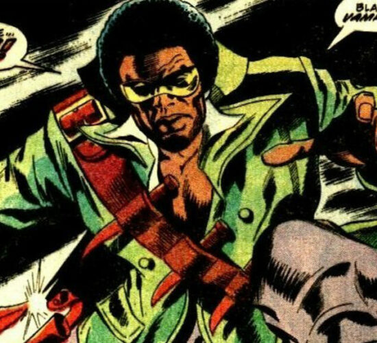 Early Blade Superhero Comic Image Marvel Comics