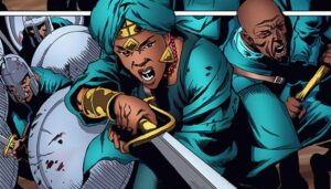 malika warrior queen superhero 1 1