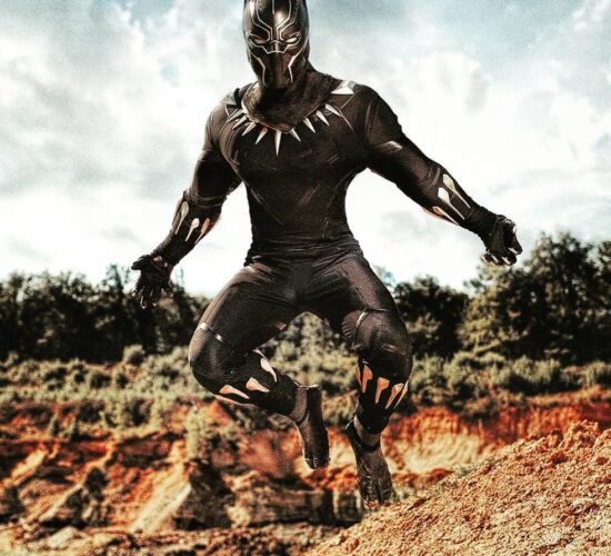 As The Tributes Continue An Amazing Black Panther Cosplay Rises To The Occasion