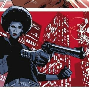 MISTY KNIGHT Fan Art Boldly Stroking The Psyche