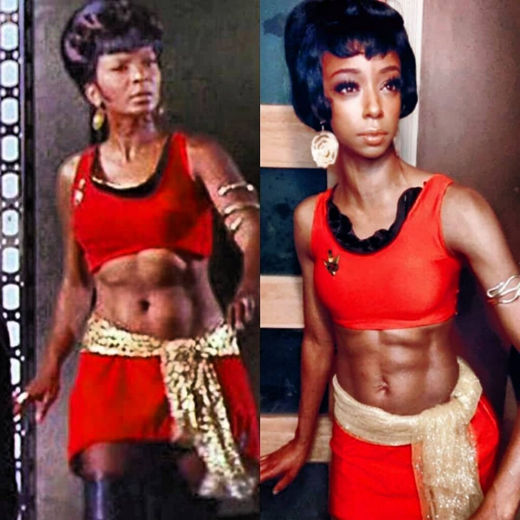 Star Trek Cosplay Thats All About The VintageVibes