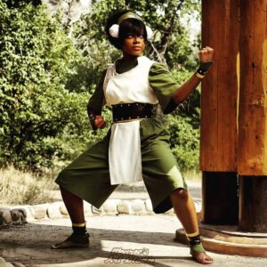 TOPH Cosplay From Avatar Gone Seismic By @notgrima