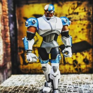 Action Jacked Cyborg ACTION figure FullThrottle